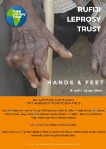 #MyHandsandFeet Poster 5
